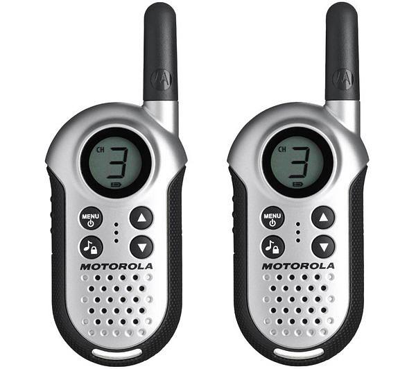 Walkie-talkies Motorola TLKR T4 (2 pcs)