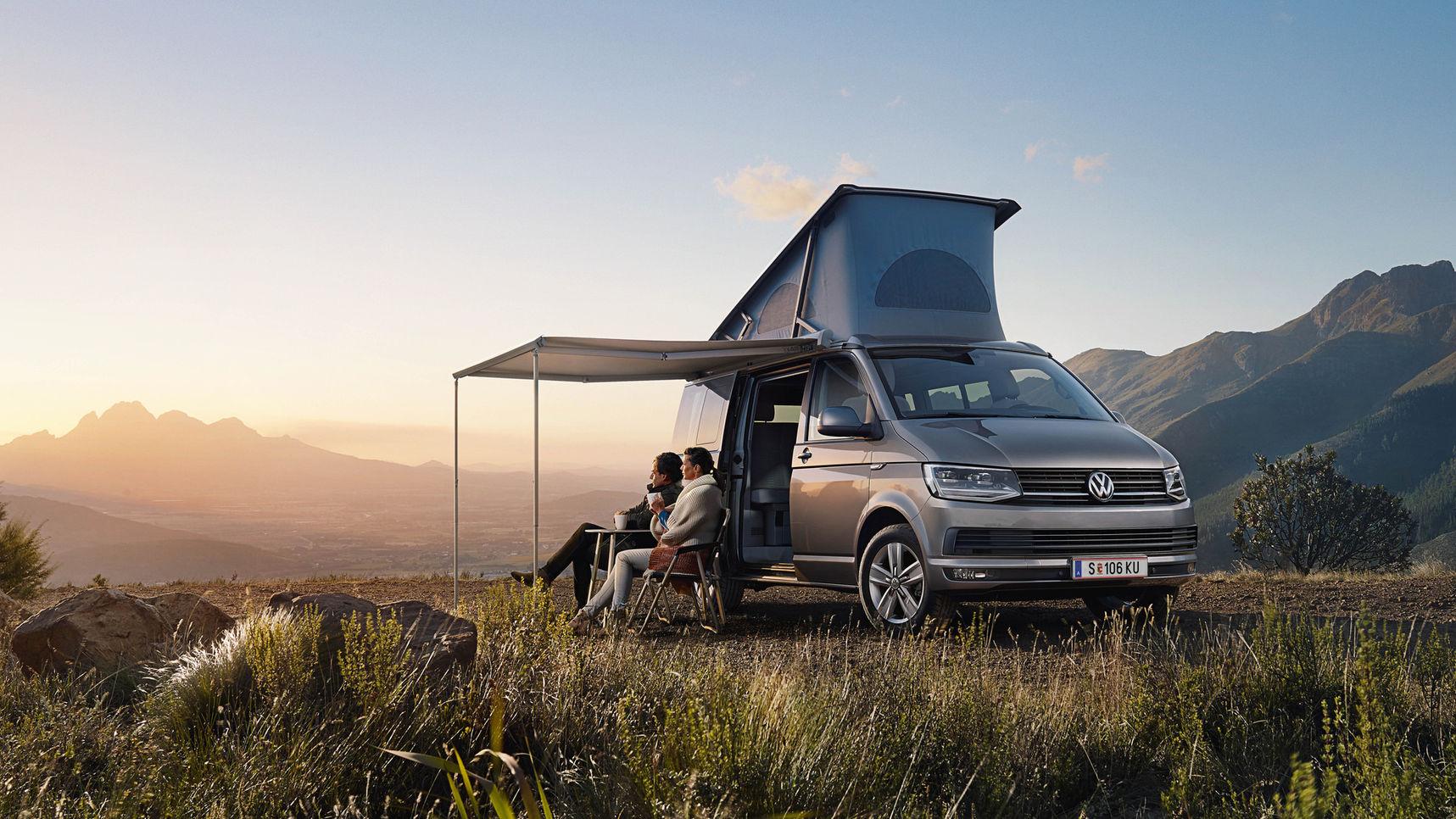 VW California Coast